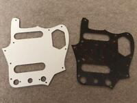 Fender Jaguar Scratchplates / Pickguards - electric guitar parts