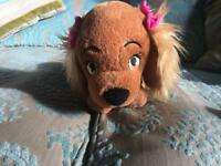Lucy the dog, interactive toy