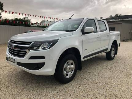 2018 MY18 Holden RG Colorado LS 4x4 Crew Cab Pickup Automatic Cowra Cowra Area Preview