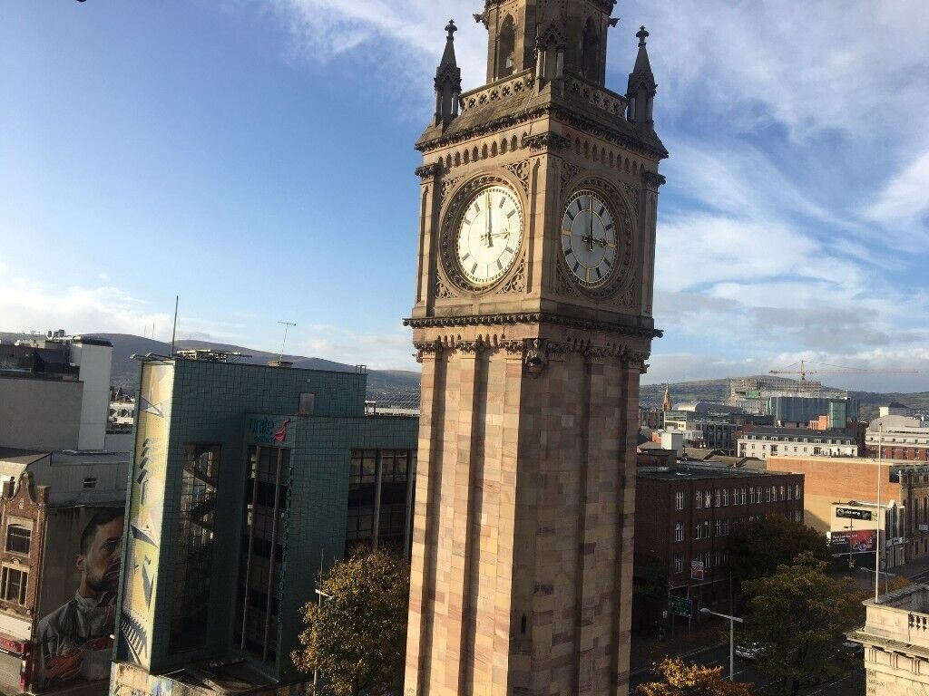 2 Bed Penthouse Apartment to Rent | in Belfast City Centre ...