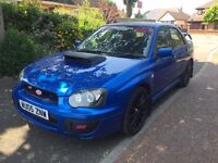 SUBARU IMPREZA WRX TURBO 2005 LOADS OF EXTRAS! ✅ CHEAP CAR ✅