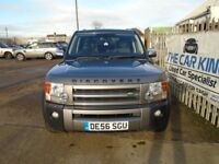 LAND ROVER DISCOVERY 3 2.7 TD V6 XS 5dr Auto (grey) 2006