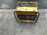 Honda / harrington generator 110v only