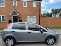 Fiat Punto 1.3, 2009, 82,000 Miles, Like Fiesta, Corsa, Clio, Polo, Focus, Astra