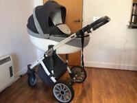 Baby Pram/Pushchair Anex Sport Travel System 2in1
