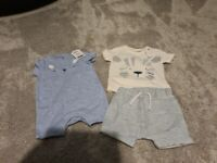 New baby boy outfit bundle