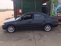 LEFT HAND DRIVE MAZDA 323, DRIVES SUPERBLY,ENGINE&MECHANICS GREAT,PAPERS IN HAND.CALL MARC