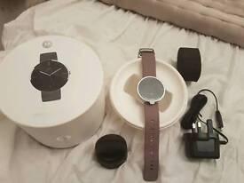Moto 360 1st gen watch