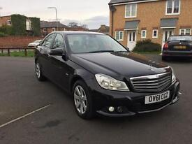 Mercedes c220cdi blue eff manual stop and start