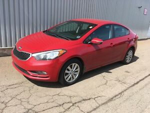 2014 Kia Forte 1.8L LX+ OUR MOST POPULAR FORTE WITH FACTORY W...