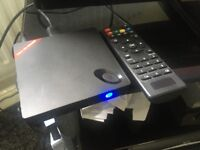 Internet Box/Apps With Remote Hd I Cable Like New Hardly Used