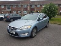 💥 Ford Mondeo 2.0 TDCI Ghia 2007 Manual Low mileage Long MOT Perfect Condition Ford Mondeo