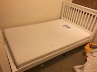 Small Double Bed (can include mattress)