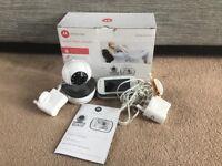 Motorola VIDEO baby monitor MBP43