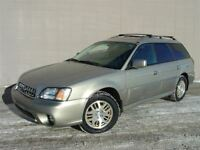 2003 Subaru Legacy Outback All Wheel Drive. Loaded!