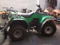 Kawasaki KLF300 4X4 Farm Utility Quad