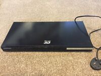 Samsung Blu-ray 3D player (Remote not included)