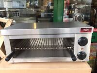 NEW ELECTRIC SALAMANDER GRILL CATERING COMMERCIAL KEBAB CAFE CHICKEN RESTAURANT TAKE AWAY SHOP