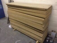 25mm chipboard / timber boards