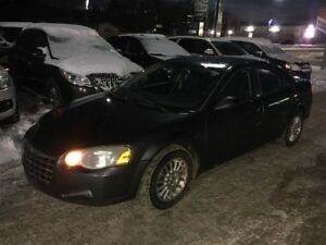 2004 Chrysler Sebring *Available Inspected Unrepaired Only*