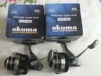 Okuma Distance Dci 60 Pro Big Pit Carp Reels HIGH PERFORMANCE