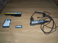 lenovo g570 laptop accessories £15 the lot will not split