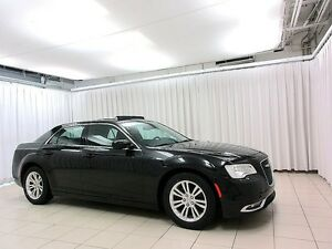2015 Chrysler 300 3.6L V6 SEDAN w/ HEATED SEATS, ALLOYS, SUNROOF