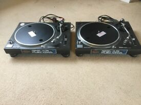 Technics 1210 mk5 pair great condition