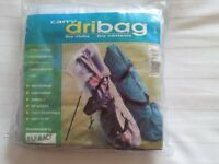 NEW - WATERPROOF DRIBAG FOR GOLF TROLLEY
