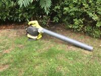 Petrol leaf blower (spares or repair)
