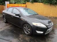 2008 58 FORD MONDEO 1.8 TDCI TITANIUM 5 DOOR SALOON 6 SPEED CRUISE LEATHER LOVELY DRIVE PX SWAPS