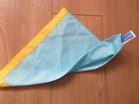 GENUINE BROWNIE NECKERCHIEF (SCARF) - PERFECT CONDITION - ONLY £1