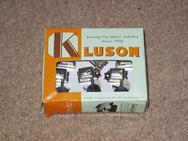 Kluson Guitar Tuners Suitable For A Telecaster or Stratocaster Style Guitar