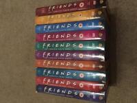 Friends complete series 1-10 DVD
