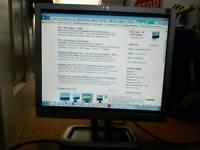 "Hp L1910 LCD Monitor 19"""