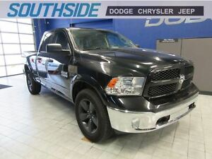 2016 Ram 1500 Outdoorsman Quad 4x4