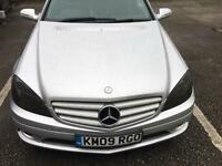 Mercedes clc auto auto diesel