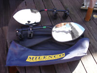 FOR SALE - MILENCO TOWING MIRRORS