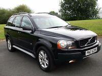 2006 VOLVO XC90 D5 SE AUTO 7 SEATER 4X4!! FULL VOLVO S/H LIKE X5 ML Q7 S80 V70 V40 TOUAREG 730D 530D