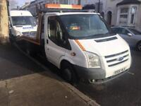 Ford Transit Recovery Truck Facelift Mk7