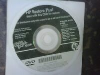 HP Windows 8.1 Pro Recovery Dvds - All Original - Restores Your HP Pc To Factory Condition