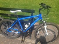 MuddyFox Bike for sale as new