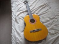 LEFT HANDED ACOUSTIC GUITAR GREAT CONDITION