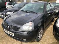 Renault Clio 1.2L petrol Cheap