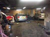 Garage/storage unit x2