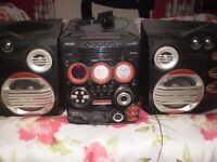 phillps stereo