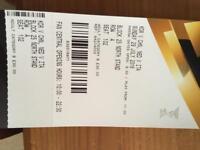 World Cup hockey tickets