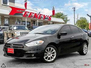 2014 Dodge Dart LIMITED-LEATHER, NAVIGATION, BACK UP CAM