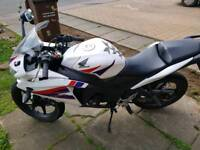 Honda cbr 125r for sale