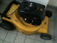 JCB Rotary self propelled petrol lawnmower